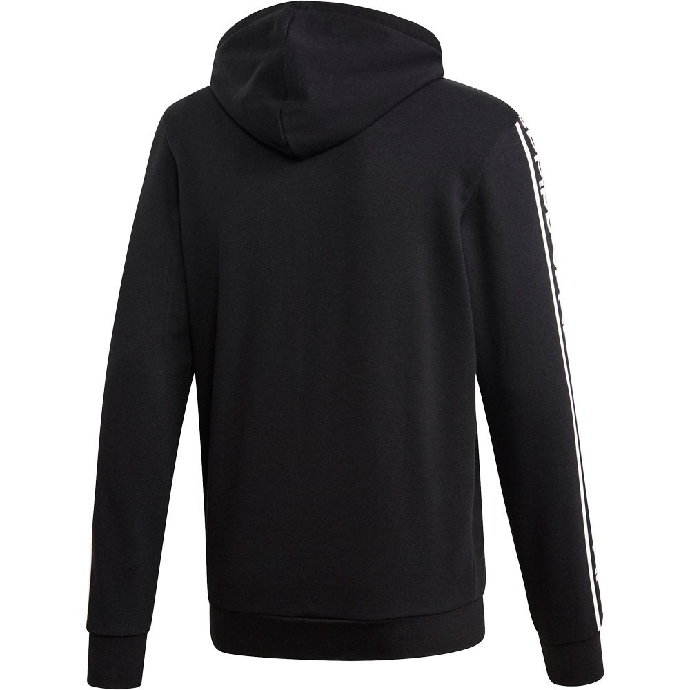 adidas Linear Fullzip Hood Men black at Sport Bittl Shop