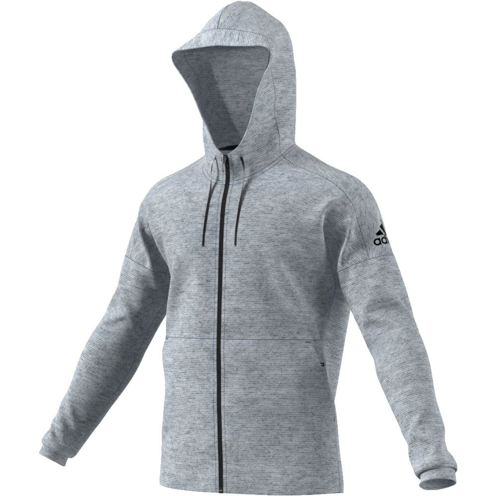 adidas ID Stadium jacket men grey at Sport Bittl Shop