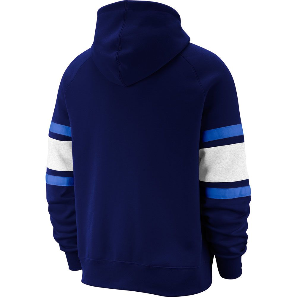 Nike Air Full Zip Fleece Hoodie Men blue void white game royal white