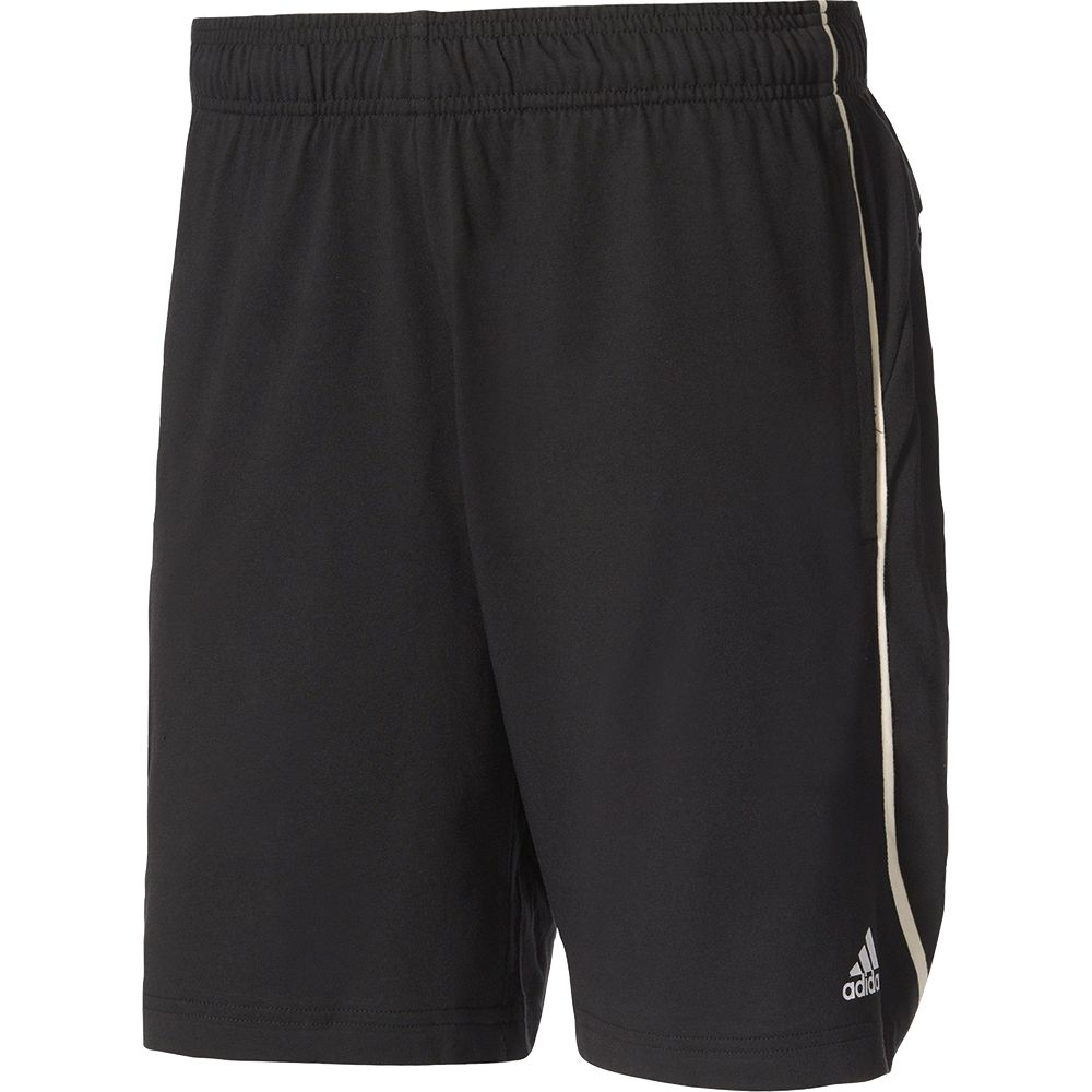 adidas - Essentials Chelsea 2 Single Jersey Shorts Men black white ... b6d07cb6f