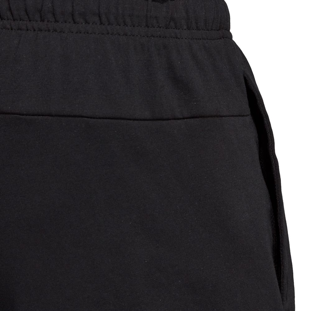 adidas Essentials Plain Single Jersey Shorts Herren schwarz