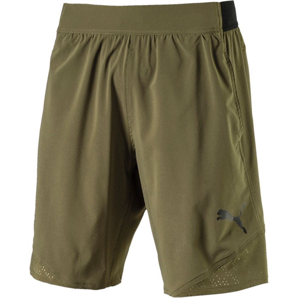 Puma Vent Stretch Woven Shorts Herren olive night kaufen