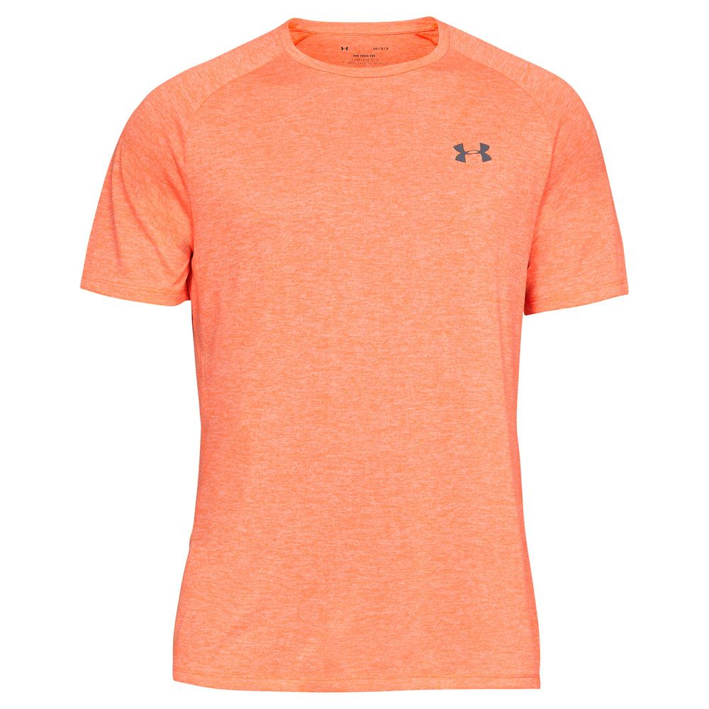 under armour t shirts men red