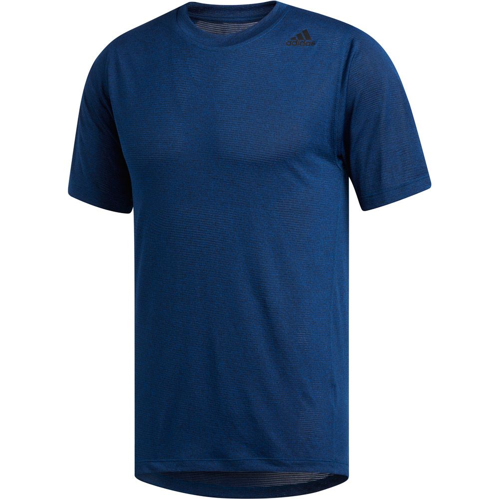 buy online 183d5 2fbe5 adidas - FreeLift Tech Climacool Fitted T-shirt Men legend ink heather