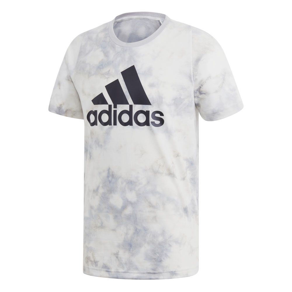 T Spray adidas shirt ID Dye white raw Men 4R3qALj5
