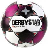 DERBYSTAR - Bundesliga Club S-Light Football white magenta grey