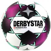 DERBYSTAR - Official Bundesliga Match Ball Brillant APS white magenta mint