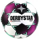 DERBYSTAR - Bundesliga Football Brillant Mini white magenta mint