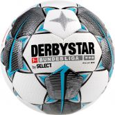DERBYSTAR - Bundesliga Football Brillant Mini white black petrol