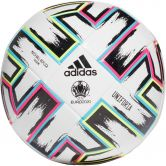 adidas - Uniforia Training Ball white black signal green bright cyan