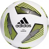 adidas - Tiro League Football white black silver metallic team solar yellow