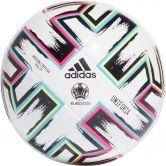 adidas - Uniforia League J290 Football Kids white black signal green bright cyan