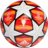 adidas - UCL Finale Madrid 19 Junior 290 Fußball white active red scarlet solar red