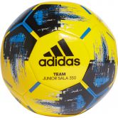 adidas - Team Junior Sala 350 Fußball yellow black blue silver met