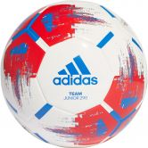 adidas - Team Junior 290 Fußball white red blue silver met