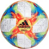 adidas - Conext 19 Official Match Ball white solar yellow solar red football blue