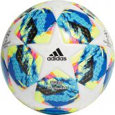 adidas - Finale Top Trainingsball white bright cyan solar yellow shock pink