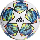 adidas - Finale Offizieller Spielball white bright cyan solar yellow shock pink