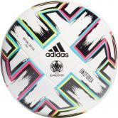 adidas - Uniforia League Box Football white black signal green bright cyan