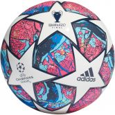 adidas - UCL Finale 2020 Istanbul Mini Ball white pantone glory blue dark blue