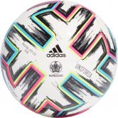 adidas - Uniforia Mini Ball white black signal green bright cyan