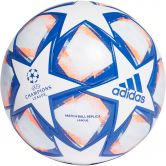 adidas - UCL Finale 20 League Football white team royal blue signal coral sky tint