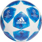 adidas - Finale 18 Official Match Ball white football blue bright cyan collegiate royal