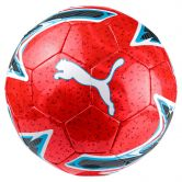 Puma - One Laser Ball red blast bleu azur puma white