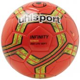 Uhlsport - Infinity 350 Lite Soft Football Kids fluo red fluo yellow black