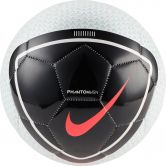 Nike - Phantom Vision Soccer Ball white black laser crimson