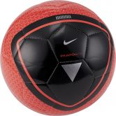 Nike - Phantom Vision Soccer Ball laser crimson black metallic silver