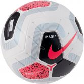 Nike - Premier League Magia Soccer Ball white black cool grey racer pink