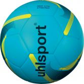 Uhlsport - 350 Lite Synergy Fußball Kinder ice blue black fluo yellow
