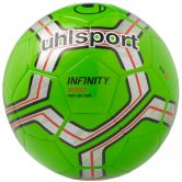 Uhlsport - Infinity 350 Lite Soft Football Kids fluo green silver black
