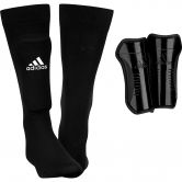 adidas - Sock Guard Kids black white