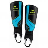 Erima - Resista 5.0 Shin Guard Men black curacao
