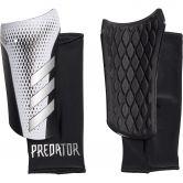adidas - Predator 20 League Shin Guards white silver metallic black