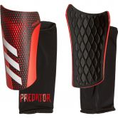 adidas - Predator 20 League Shin Guards Unisex black active red