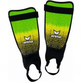 Erima - Flex Guard Ergono Shin Guards green black yellow