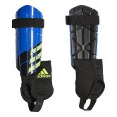 adidas - X Reflex Shin Guards football blue black solar yellow