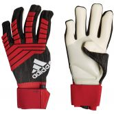 adidas - Predator Pro Goalkeeper Gloves Unisex black red white