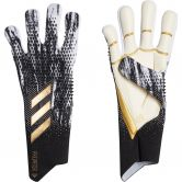 adidas - Predator 20 Pro Goalkeeper Gloves black white gold metallic