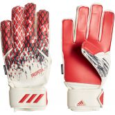adidas - Predator 20 Fingersave Manuel Neuer Goalkeeper Gloves Kids white black active red