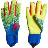 adidas - Predator Pro Goalkeeper Gloves Unisex solar yellow bold blue active red