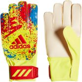 adidas - Classic Training Goalkeeper Gloves Unisex solar yellow active red football blue