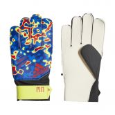 adidas - Predator Manuel Neuer Young Pro Goalkeeper Gloves solar yellow football blue active red