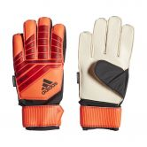 adidas - Predator Top Training Fingersave Goalkeeper Gloves Kids active red solar red black
