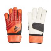 adidas - Predator Top Training Fingersave Goalkeeper Gloves Unisex active red black solar red