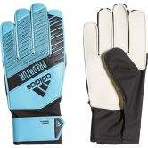 adidas - Predator Training Gloves Kids bright cyan black