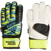 adidas - Predator Manuel Neuer Top Training Fingersave TW-Handschuhe Kinder solar yellow bright cyan black